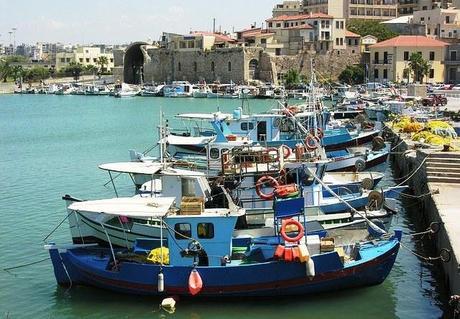 Islas griegas I: Creta, Mikonos y Santorini