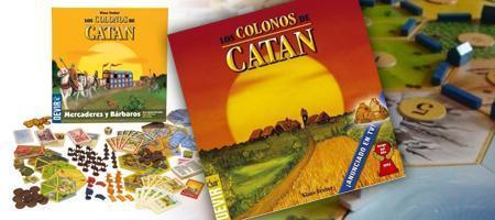 Habéis jugado a Los Colonos de Catan?