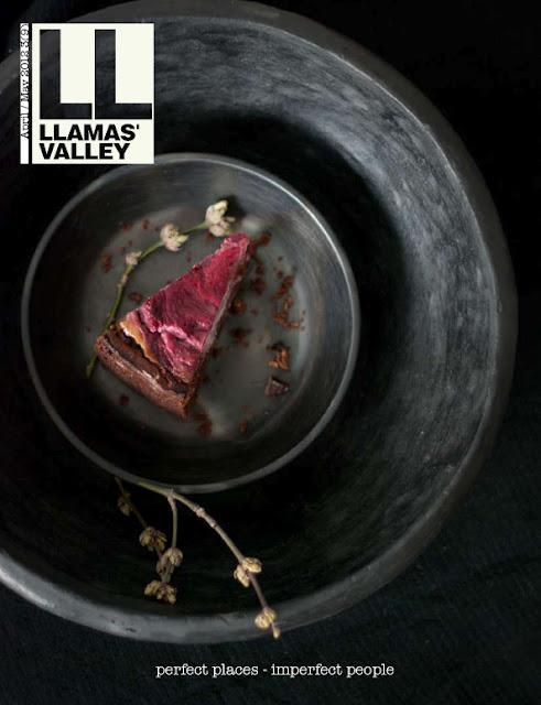 Llamas' Valley: Otra publicación deco online
