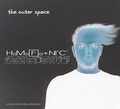 THE OUTER SPACE - HOMOPHONIC  ( 2007 )