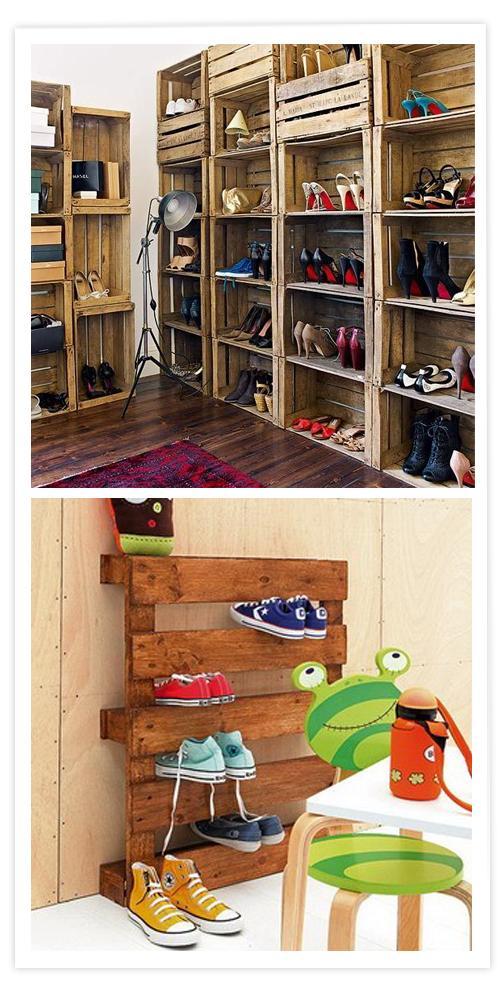 Cuarto De Zapatos Of Dales A Tus Zapatos El Espacio Que Se Merecen Paperblog