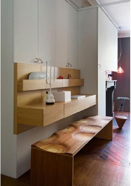 Recibidor en ikea decorar tu casa es - Ikea mesilla malm ...