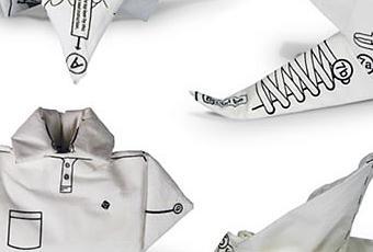 39 origami napkins 39 origami con servilletas paperblog - Origami con servilletas ...