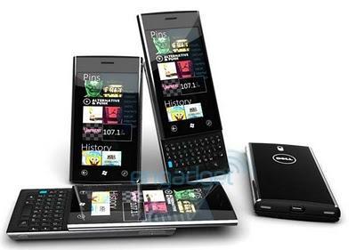 Se filtran varios teléfonos de Dell