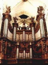 Sebastian Aguilera Sacerdote Organista del Renacimiento