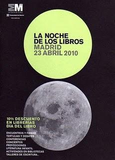 23 de abril: La Noche de los Libros
