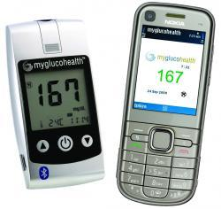 Nokia greenlights Bluetooth glucometer app