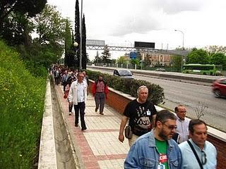 Agencia Efe, en huelga