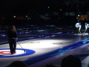 España luchará por las medallas en el Mundial de Curling Dobles Mixtos