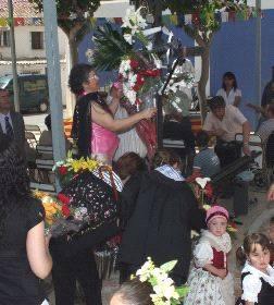 Campello. Fiestas del Barrio de la Cruz 2010