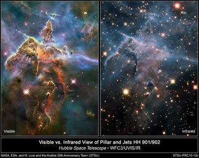 Mistic Mountain. 20 años del telescopio espacial Hubble