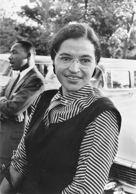 """She had a dream"": Rosa Parks"