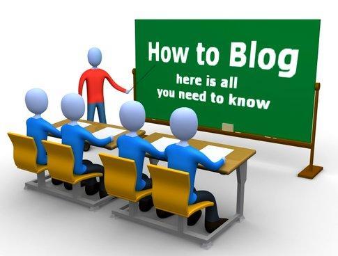 La importancia de tener un blog y como crear uno