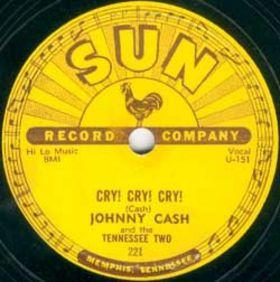 Cry, Cry, Cry Johnny Cash