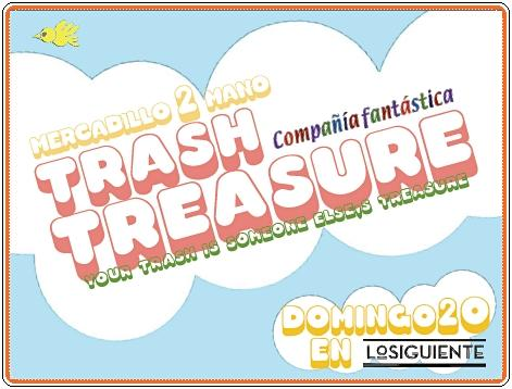 trash from treasure essay Lu title: trash to treasure: author(s): eileen bleaking writing a persuasive essay, designing a computer logo, and inventing a recycled product.