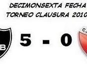 Newell´s Boys:5 Colón:0 (16° Fecha)