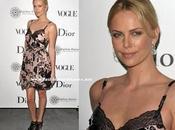 Charlize Theron Nicole Richie Dior