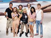 Cuatro comienza rodaje isla nominados