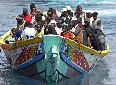 La inmigración ilegal