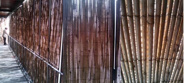 A pocos d as de la inauguraci n de la expo 2010 shangh i paperblog - Casa de bambu madrid ...
