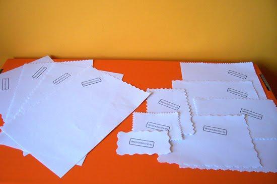 tijeras para decorar hojas y cartas como estas, os daréis cuenta de ...