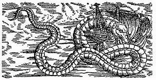 Monstruosos reptiles acuáticos vivos para la prensa española anterior a la Guerra Civil