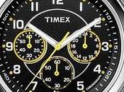 Nueva línea Timex Chrono Milan, elección perfecta para caballero contemporáneo