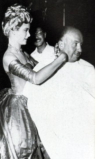 Grace Kelly Alfred Hitchcock
