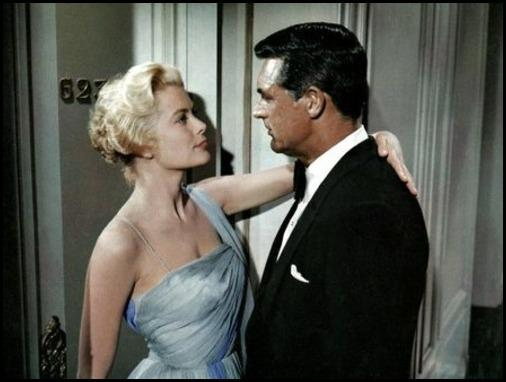 Grace Kelly Cary Grant