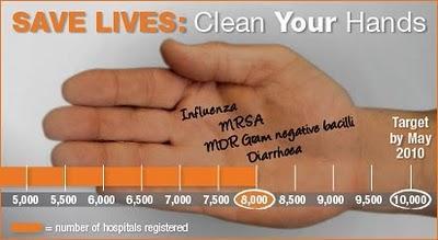 5 de mayo: Jornada Mundial por la Higiene de Manos