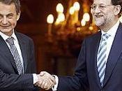 Zapatero Rajoy, reunión decepcionante
