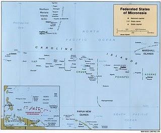 La decimoctava Comunidad Autonoma: La Micronesia Española