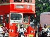 Bombay: algo autobuses