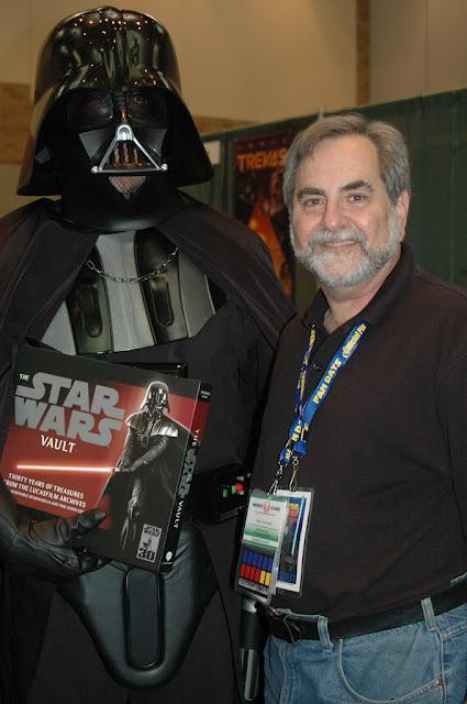 JediFest trae al inigualable Steve Sansweet a LimaComics 2012