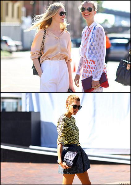 Street Style Fashion Week Australia Paperblog