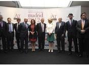 """Vargas Llosa hace defensa """"sin complejos"""" Fiesta inauguración Espacio Arte Cultura Ventas"""