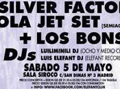 ELEFANT CLUB: Silver Factory Bonsáis Cola Luiliminili Luis Elefant