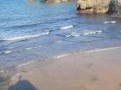 Playa Huelga, Llanes (Asturias) Vídeo fotos