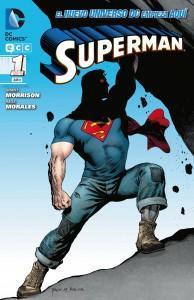 El Nuevo Universo DC empieza aquí: Superman