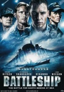 Reseñas cine: Battleship