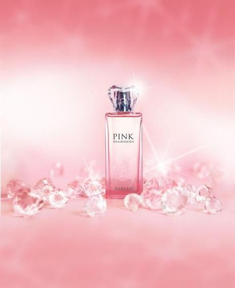 Mary Kay lanza fragancia Pink Diamonds Eau de Parfum