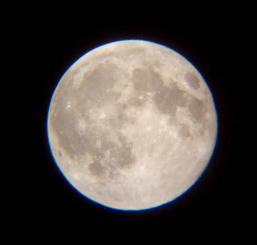 Durante este noche la luna estar m s grande y brillante for En q luna estamos hoy