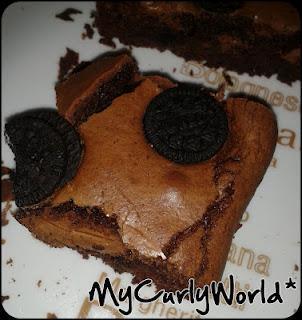 * Super Brownie-Oreo *