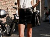 Summer time: Leather Shorts!
