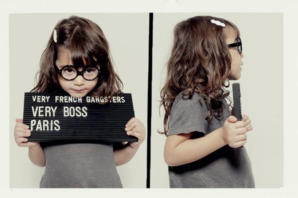 Gafas bonitas para niños | Very French Gansters