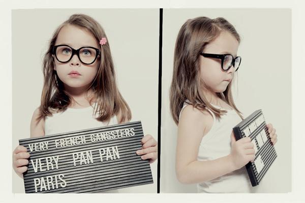 Gafas bonitas para niños | Very French Gansters