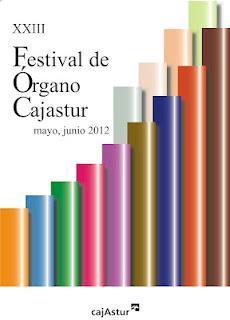XXIII Festival de Órgano en Asturias