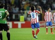 luces alumbraron Falcao Atlético