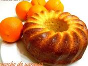 Bizcocho naranja