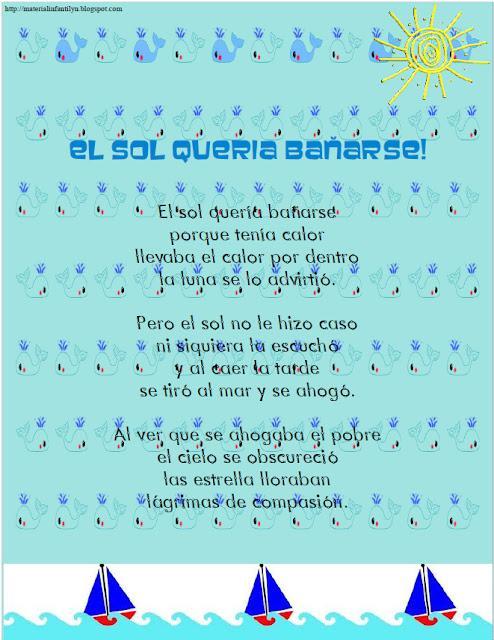 Poemas para verano - Paperblog